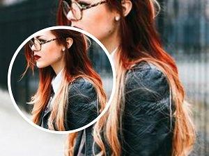 82 kırmızı ombre saç_mini