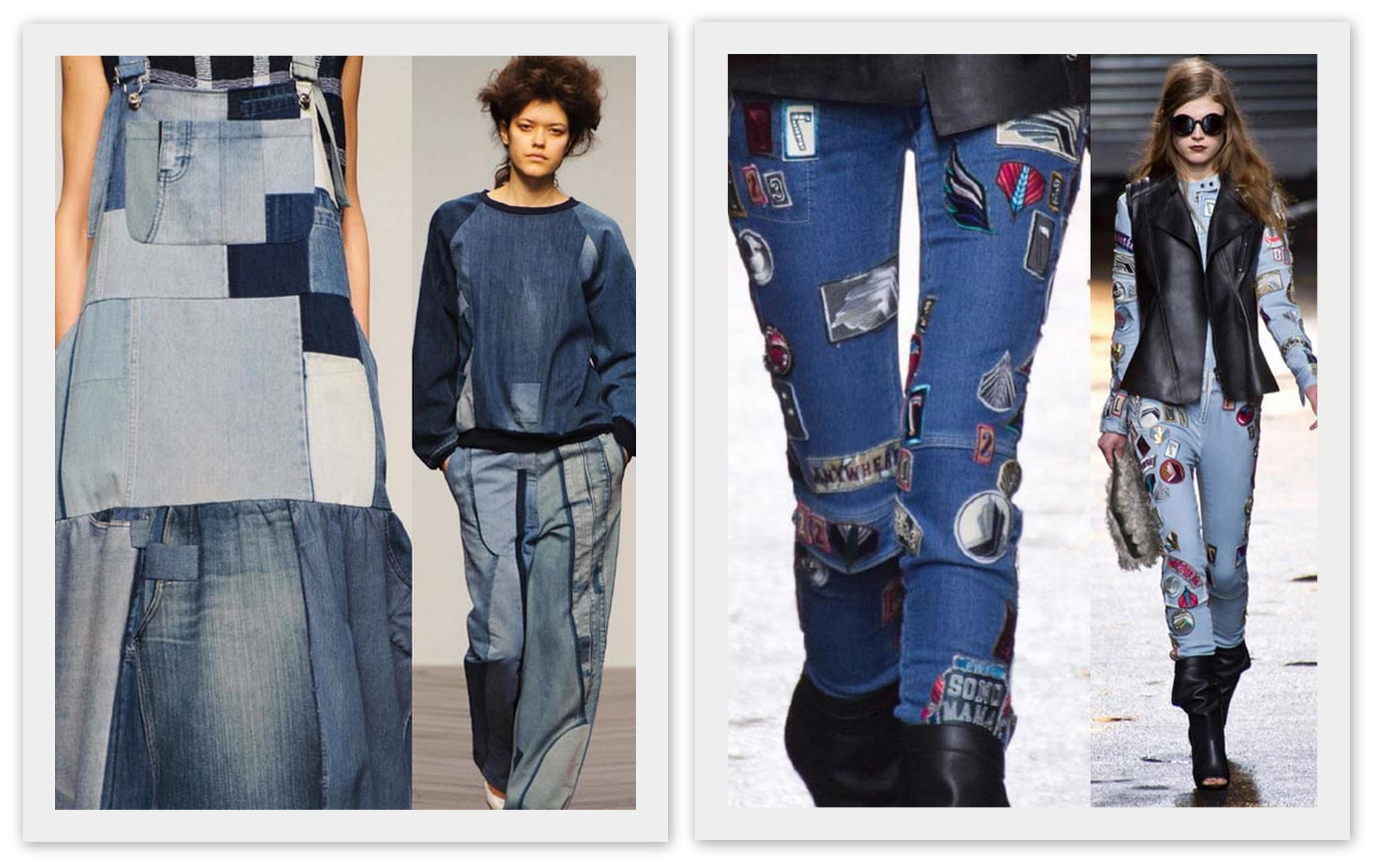 Etiket: yamalı kot elbise modelleri