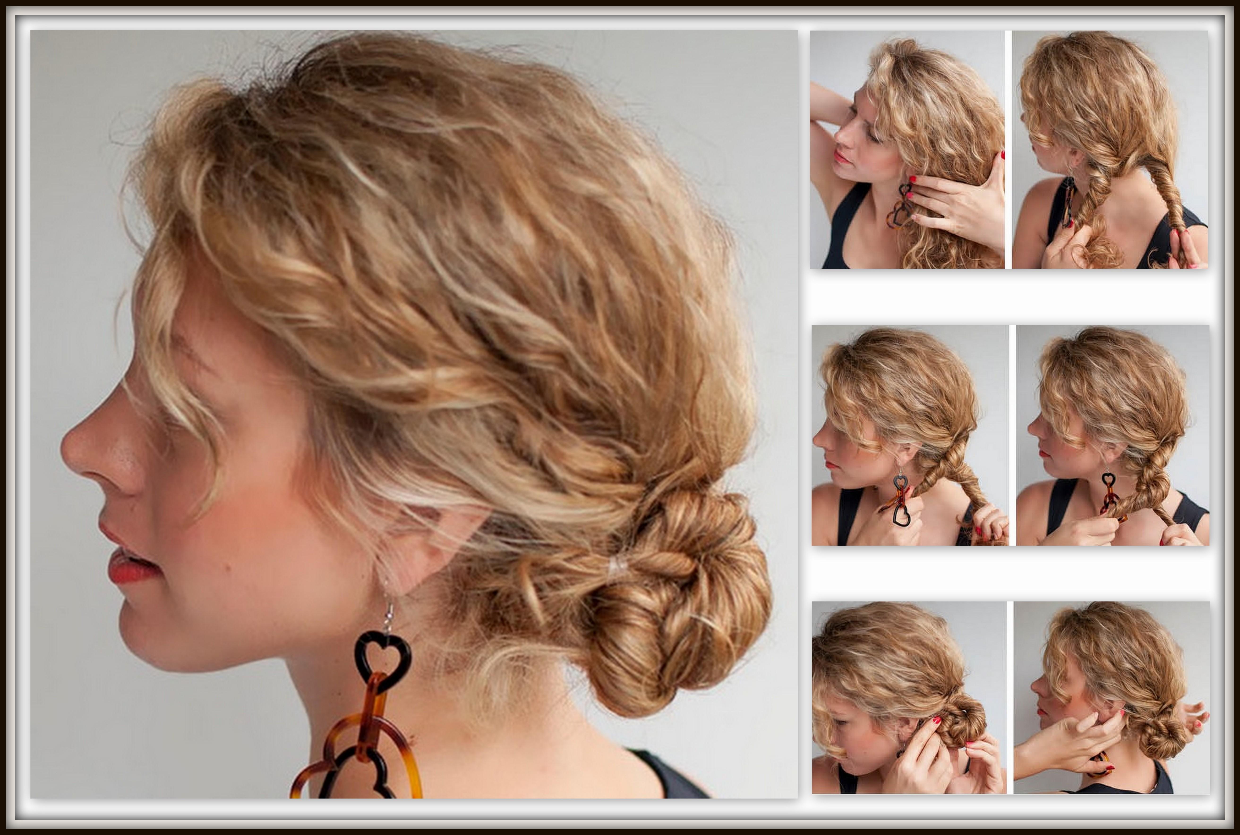 Kıvırcık saçlar için saç kesimleri