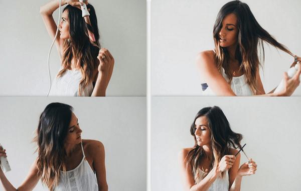 Doğal Dalgalı Saçlar