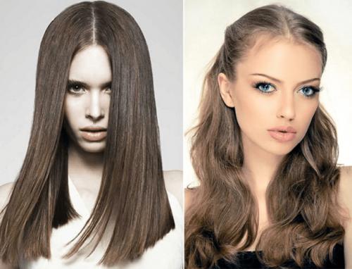 Uzun İnce Telli Saçlar