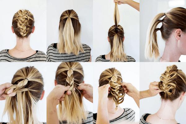 Yapımı kolay saçlar