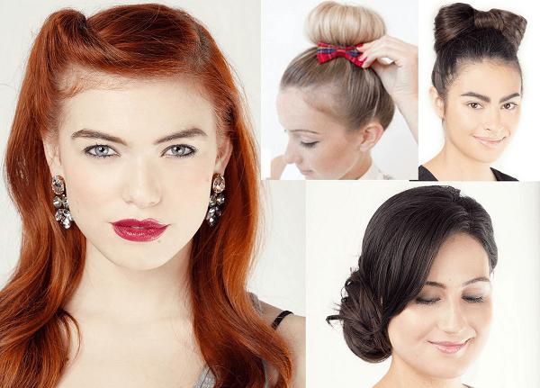 5 Dakikada yapabileceğiniz saç stilleri