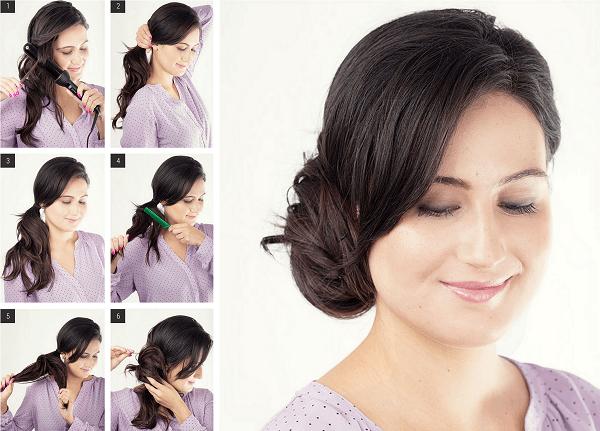pratik saç stilleri