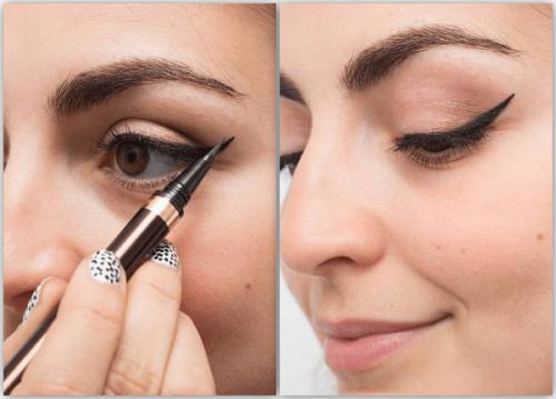eyeliner sürme yöntemleri 2