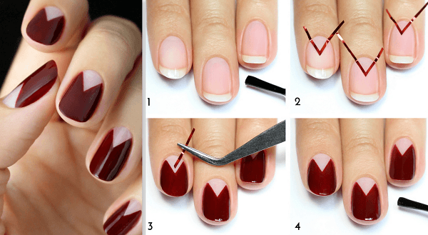 tırnak süsleme teknikleri