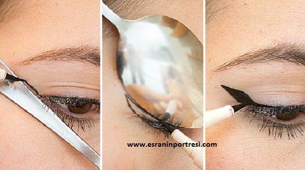 kaşık ile eyeliner sürmek_mini