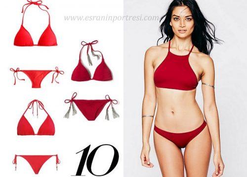 kırmızı renk bikini modelleri kırmızı renk mayo modelleri_mini