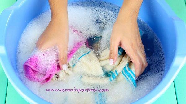 Sütyen nasıl yıkanır