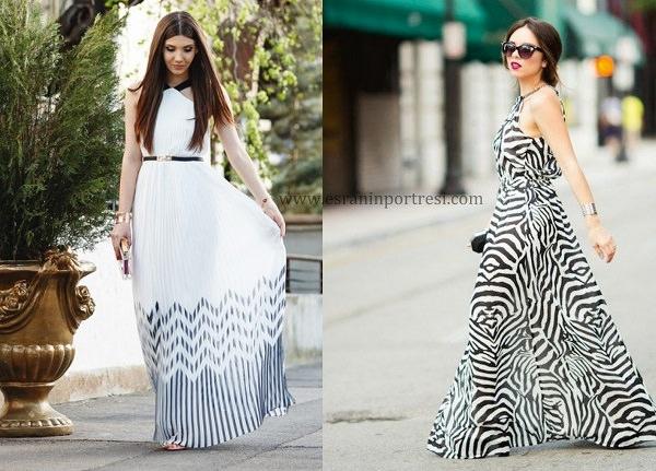 6801939863809 Uzun Elbise Modelleri Nasıl Giyilir? | Esra'nın Portresi