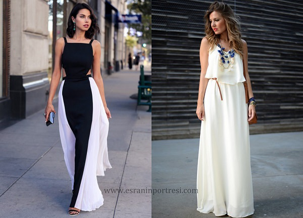 210d1576372b1 tek renk uzun elbiseler tek renk uzun elbise modelleri_mini