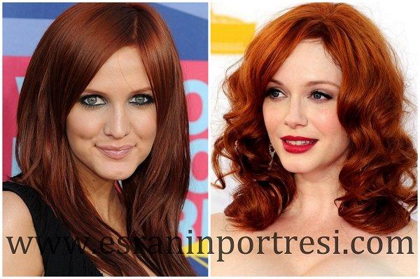 balkabağı saç rengi modası_mini