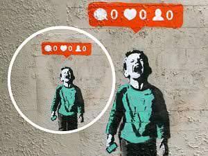sosyal medyada çocuk fotoğrafı paylaşmak ön