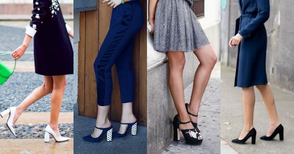 1 kalın topuklu ayakkabılar kalın topuklu ayakkabı modelleri en yeni moda