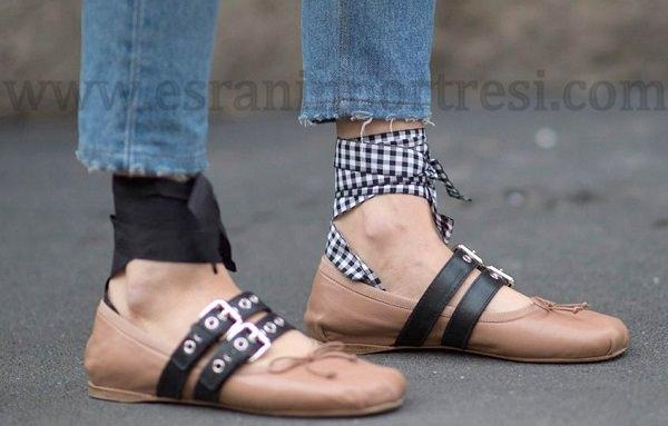 2016 yaz düz ayakkabı modelleri balerin ayakkabısı miu miu_mini