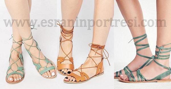 2016 yaz düz ayakkabı modelleri ipli sandaletler_mini