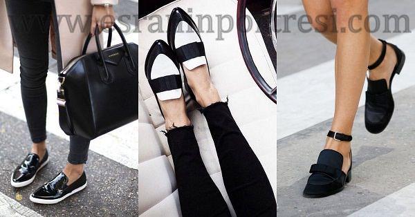 2016 yaz düz ayakkabı modelleri loafer ayakkabı modelleri_mini