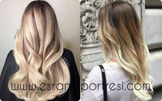 5 sarı balyajlı saç modelleri_mini