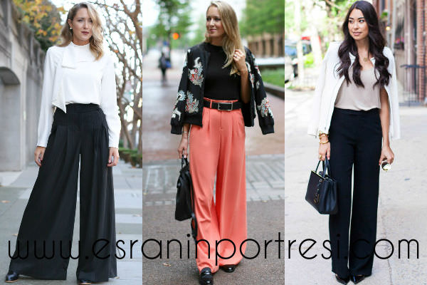 en yeni moda bol paça pantolon modeli_mini