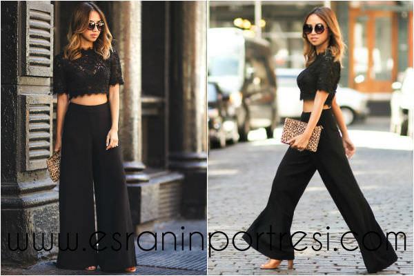 en yeni moda bol paça pantolon modelleri_mini