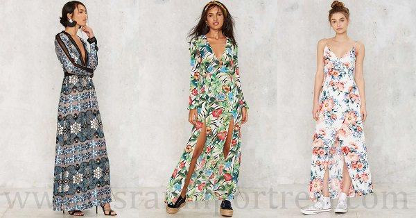3 ilkbahar icin en moda bahar elbise modelleri uzun elbise modelleri_mini