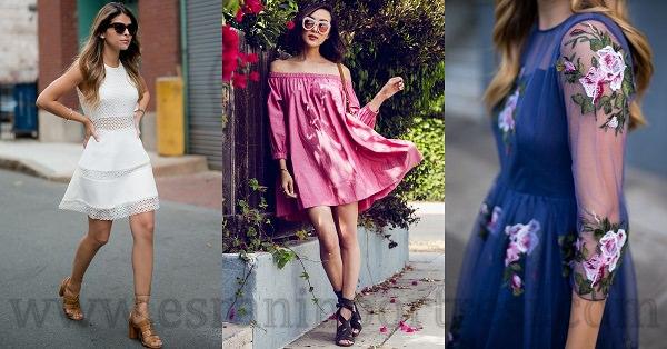 5 ilkbahar icin en moda bahar elbise modelleri uzun elbise modelleri_mini