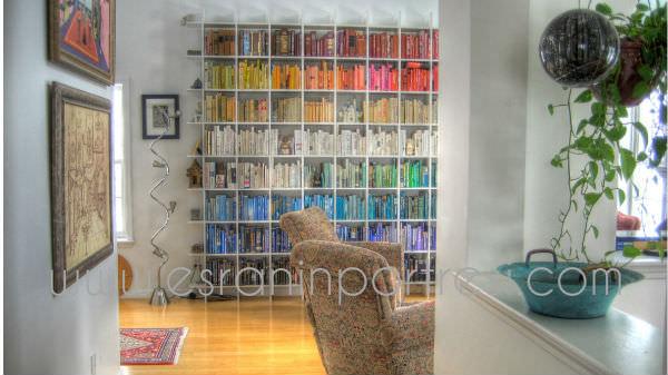 1 ev icin dekorasyon duvara monte kitaplik dekoratif kitaplik_mini