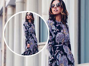 2016 sal deseni trendi sal desenli elbise modelleri on_mini