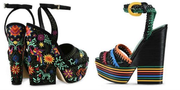 3 platform topuklu ayakkabi clogs takunya_mini