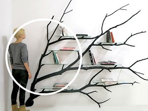 dekoratif kitaplik fikirleri kitap raflari ilginc diy kendin yap on_mini_mini