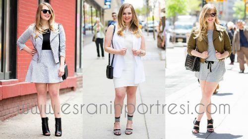 4 buyuk goguslu kadinlar nasil giyinmeli elbise modelleri_mini
