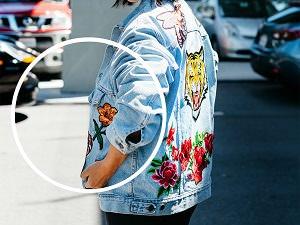 armalar ile kot ceket susleme on_mini_mini
