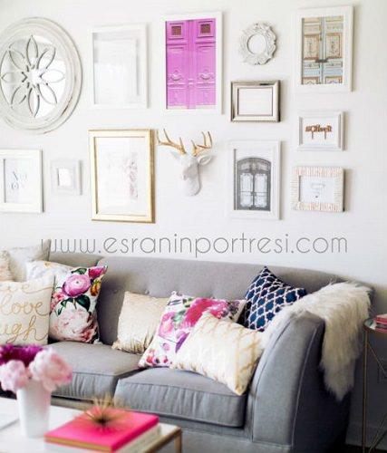 2 dekorasyon renkleri kullanma renkli ev dekorasyonu_mini
