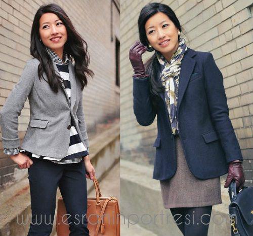 1 blazer ceket ile stil ipuclari kadin blazer ceket modelleri_mini