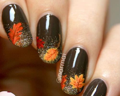 1 sonbahardan ilham alan tirnaklar sonbahar oje renkleri_mini