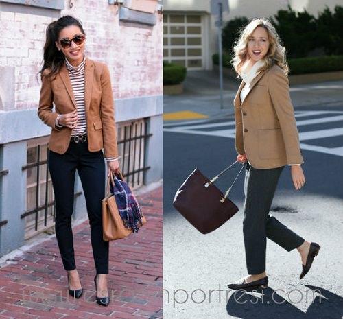 2 blazer ceket ile stil ipuclari kadin blazer ceket modelleri_mini