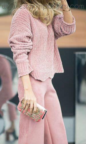 9 pastel pembe ile kis stili onerileri_mini