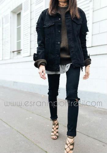 5 kot ceket ile stil onerileri denim ceket jean ceket kadin_mini