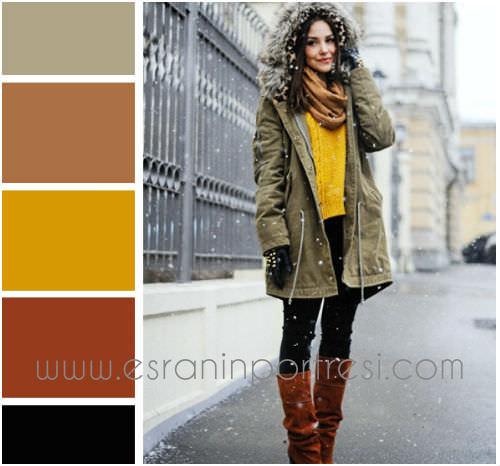 Modaya uygun yeşil renk: hangi renk kombine edilir