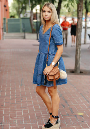 8 kot elbiseler ile stil onerileri_mini
