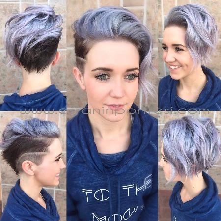 4 pixie saç kesimleri