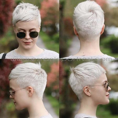 5 pixie saç kesimleri
