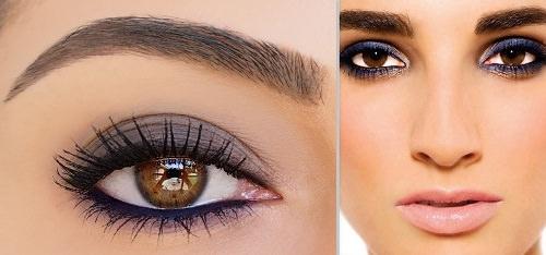 kahverengi gözler için lacivert eyeliner_mini