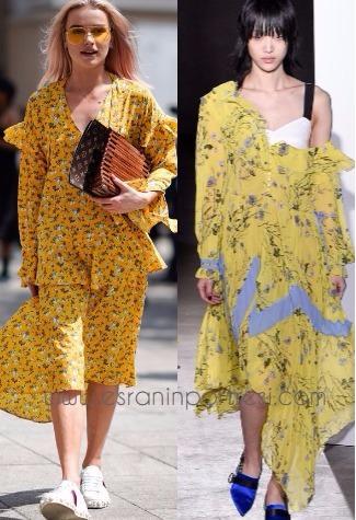 3 2018 renk trendleri sari yeni moda renk_mini