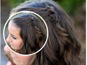 Okul Için Saç Modelleri Ve Yapılışları Esranın Portresi