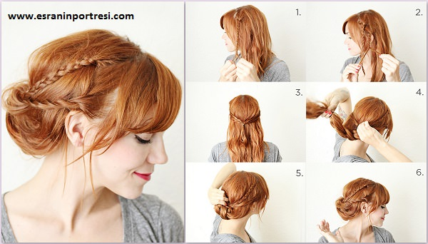 5 dakikada yapılabilecek saç modelleri_mini