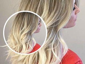 Balyajlı Saç Modelleri Esranın Portresi