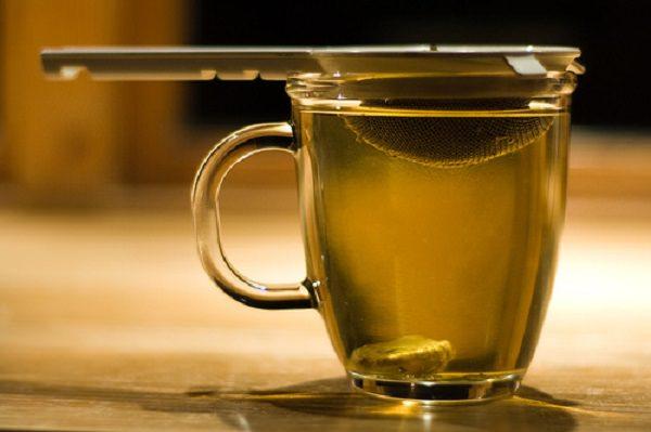 Yeşil çay ve nar ile tonik yapımı