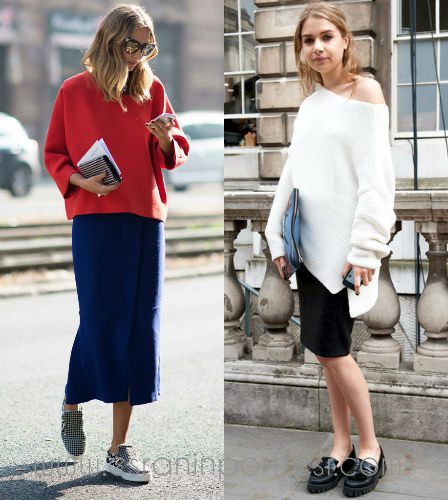 Yeni Moda Triko ve Kazaklarile Stil Önerileri 87