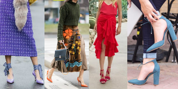 Hangi Renk Ayakkabı Hangi Renk Kıyafet Ile Uyumlu
